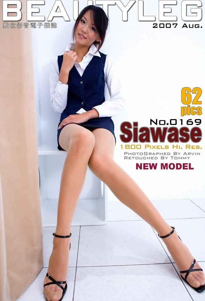[Beautyleg]2007.08.15 No.169 Siawase[63P/29.2M]